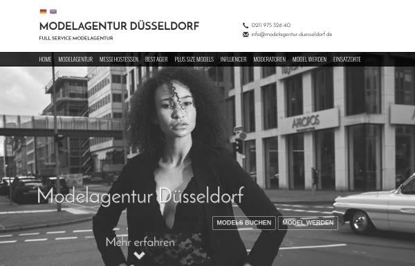Vorschau von www.modelagentur-duesseldorf.de, Messe-Agentur-Düsseldorf