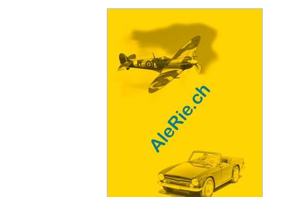Vorschau von www.alerie.ch, AleRie