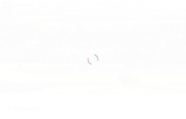 Vorschau von hahnheim.de, Ortsgemeinde Hahnheim