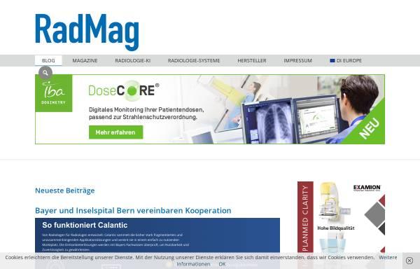 Vorschau von www.radiologieforum.de, Radiologieforum.de