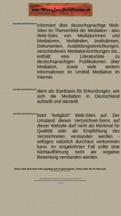 Vorschau der mobilen Webseite www.wennzweisichstreiten.de, Wennzweisichstreiten.de by Thomas Jäger
