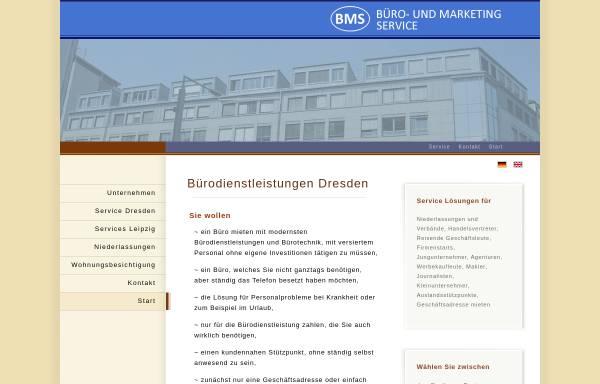 Vorschau von www.wtbc.de, Büro- und Marketingservice Steffen Herbst