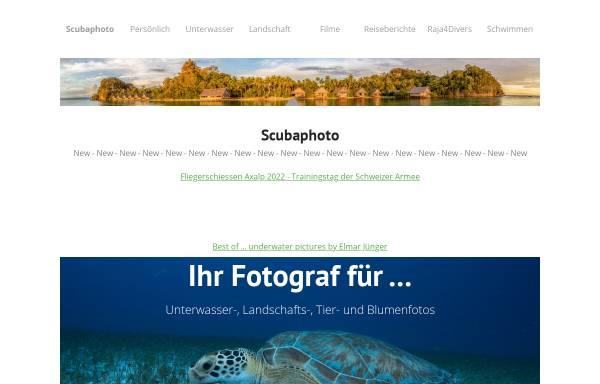 Vorschau von www.scubaphoto.ch, Jünger, Elmar