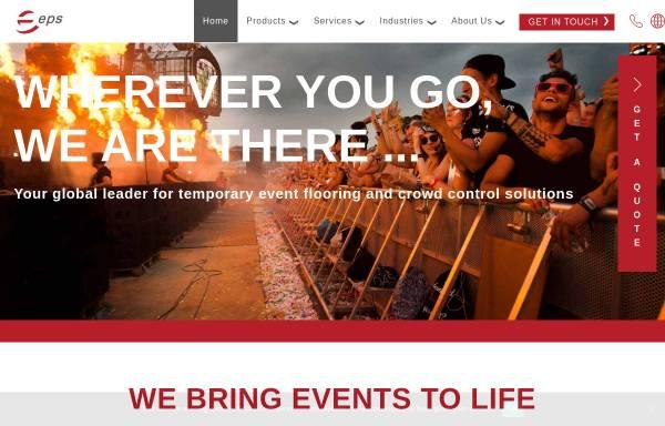 Vorschau von www.eps-server.de, Eve Trakway GmbH