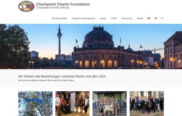 Vorschau von www.cc-stiftung.de, Checkpoint Charlie Stiftung