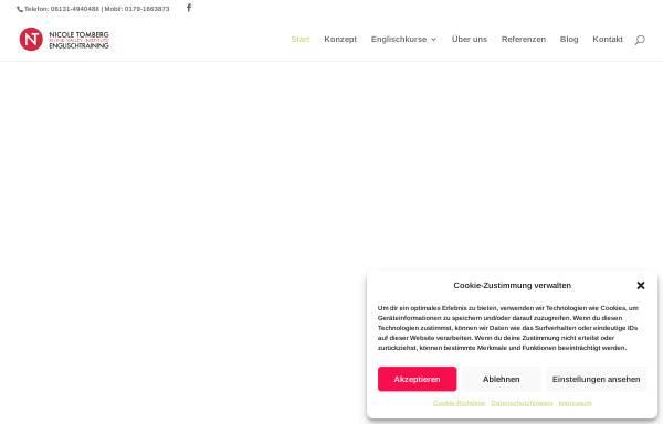 Vorschau von www.rhinevalleyinstitute.com, Rhine Valley Institute