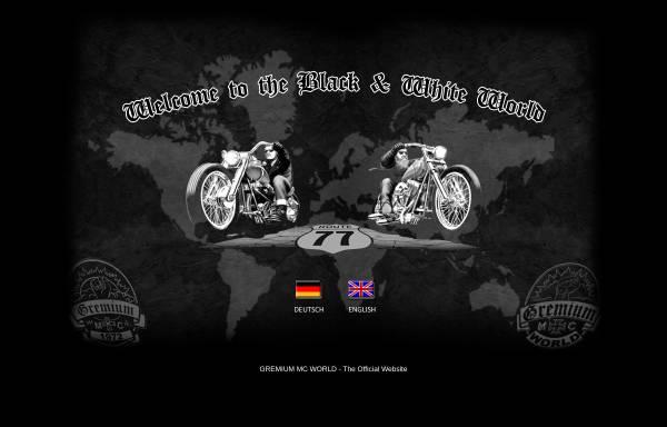 Vorschau von www.gremium-mc.com, Gremium Motorcycle Club