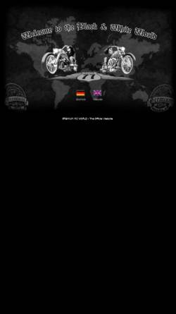 Vorschau der mobilen Webseite www.gremium-mc.com, Gremium Motorcycle Club