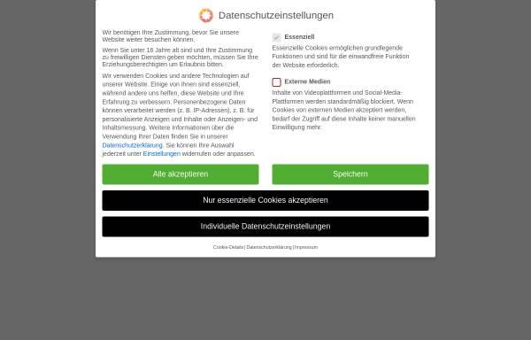 Vorschau von www.gisela-kaiser.de, Kaiser's Unternehmensberatung, Inh. Dipl.-Kff. Gisela Kaiser