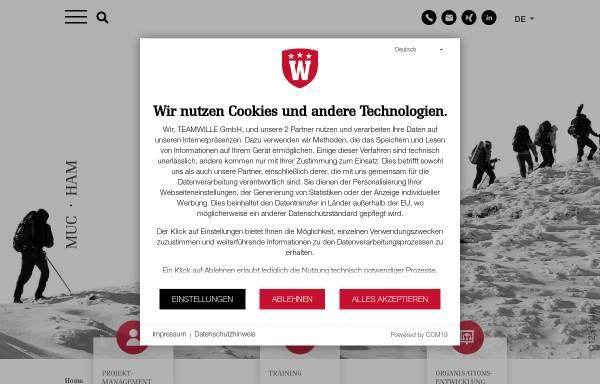 Vorschau von www.wilcomsult.de, Wilcomsult GmbH