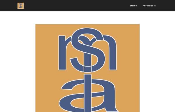 Vorschau von www.masaja.de, Künstlerwebsite masaja.de