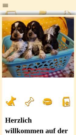 Vorschau der mobilen Webseite vommondmaedchen.de, Vom Mondmädchen