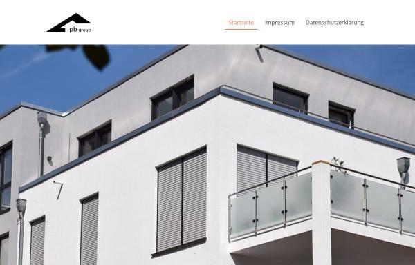 Vorschau von www.pb-planen-bauen.de, PB Planen + Bauen