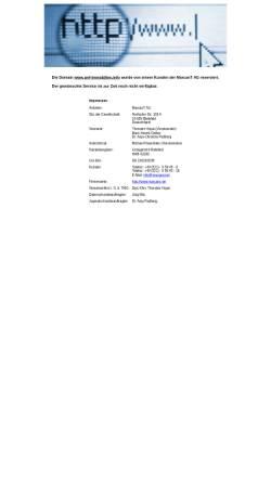 Vorschau der mobilen Webseite www.pvf-immobilien.info, PVF Immobilien GmbH [RDM], Spenge