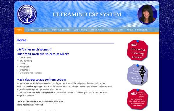 Vorschau von www.ultramind-seminar.de, Gabriele Bauer