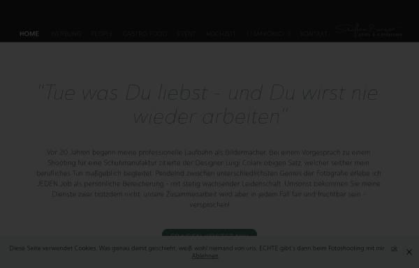 Vorschau von steffenburger.de, Steffen Burger - Fotografie