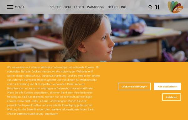 Vorschau von www.michael-bauer-schule.de, Michael Bauer Schule