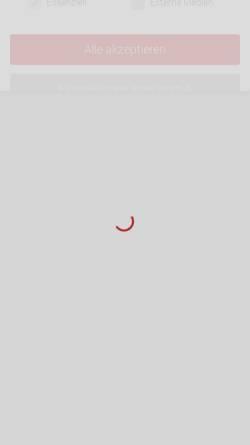 Vorschau der mobilen Webseite www.brocksieper-gmbh.de, Wilhelm Brocksieper GmbH