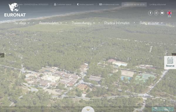 Euronat International: Freizeit & Anlagen euronat.fr