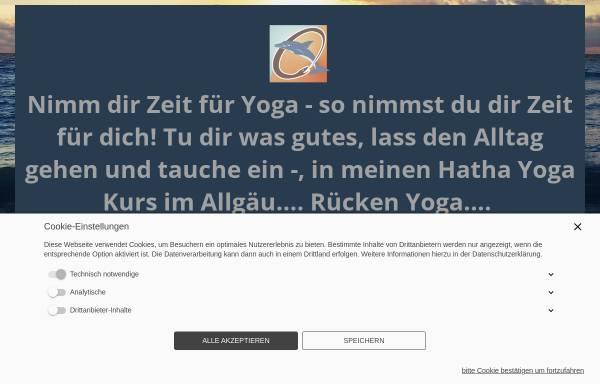 Vorschau von www.dimensionen.info, Gesundheitspraxis Dimensionen, Margot Heim