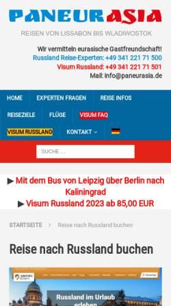 Vorschau der mobilen Webseite www.igelreisen.de, igelreisen - Kultur- und Erlebnisreisen
