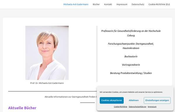 Vorschau von www.bleibjung.de, Anti-Aging Portal