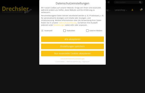 Vorschau von www.drechslermagazin.net, Das Drechslermagazin