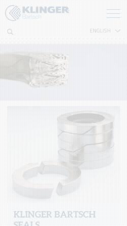 Vorschau der mobilen Webseite www.bartsch-gmbh.net, Bartsch GmbH