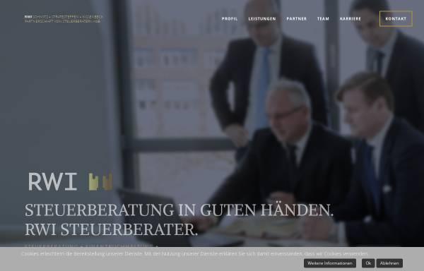 Vorschau von www.ssk-stb.de, SSK Schnöckel, Sahm & Kollegen GmbH - Steuerbüro