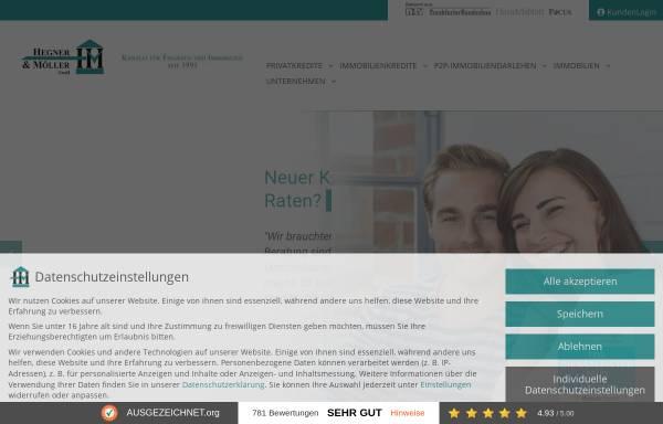 Vorschau von hegner-moeller.de, Hegner & Möller GmbH