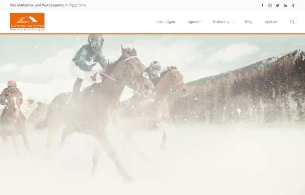 Vorschau von www.mittelstandsmarketing.de, Grothus van Koten Mittelstandsmarketing KG