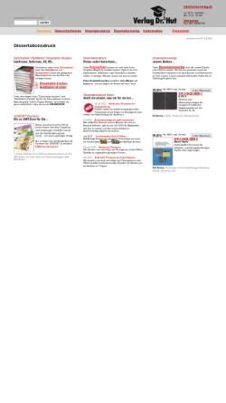 Vorschau der mobilen Webseite www.dr.hut-verlag.de, Verlag Dr. Hut München