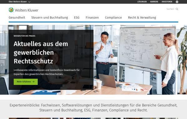 Vorschau von www.werner-verlag.de, Werner Verlag GmbH & Co. KG