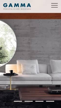 Gamma Ag Möbelhaus Wil Wirtschaftsdienste Wirtschaft Gammach