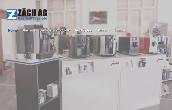 Vorschau von www.tumblersepp.ch, Tumblersepp Haushaltsapparate