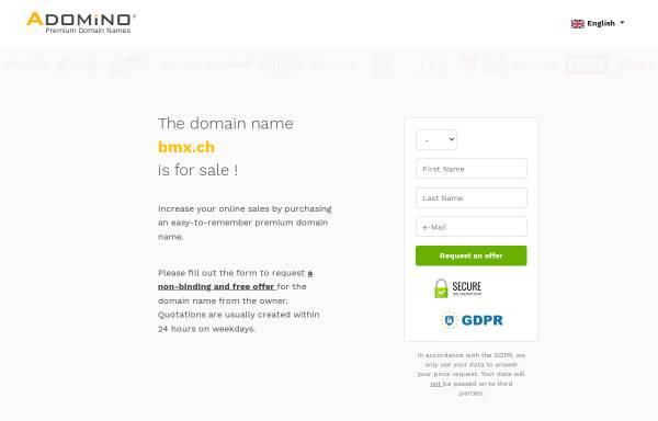 Vorschau von www.bmx.ch, BMX