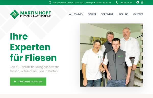 Vorschau von www.fliesen-hopf.de, Fliesen-Marmor Hopf