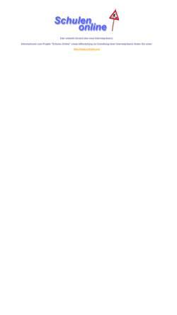 Vorschau der mobilen Webseite www.abendgymnasium-euskirchen.de, Abendgymnasium Euskirchen