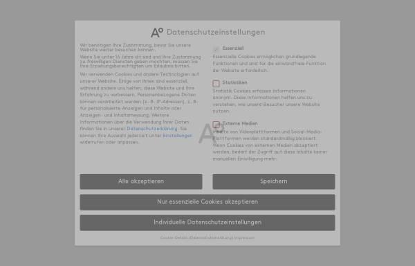 Vorschau von www.archisphere.at, Archisphere Architects & Designers