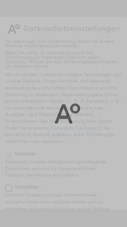 Vorschau der mobilen Webseite www.archisphere.at, Archisphere Architects & Designers