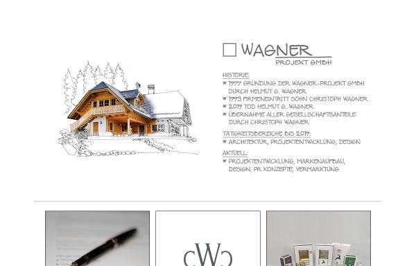 Vorschau von www.wagner-projekt.at, Wagner projekt gmbh