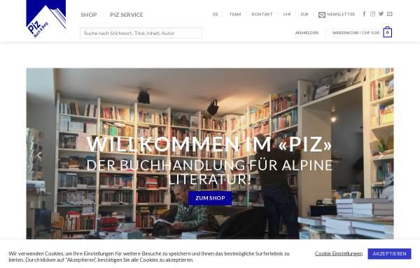 Vorschau von www.pizbube.ch, Piz Buch und Berg