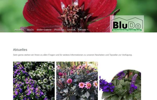 Vorschau von www.bludo.de, Blu Do Gartenbaubedarf Handels - GmbH