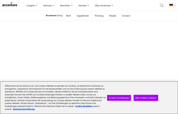 Vorschau von www.fischmarkt.de, Fischmarkt - das E-Business Blog von SinnerSchrader