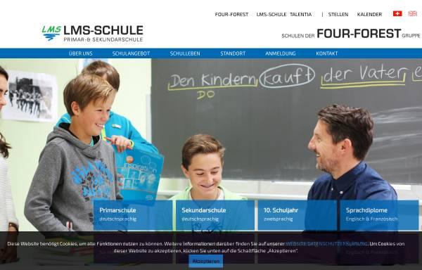 Vorschau von www.talentia.ch, Talentia - Schule für hochbegabte Kinder
