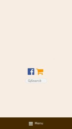 Vorschau der mobilen Webseite www.friderich.de, Gärtnerei Klaus Friderich