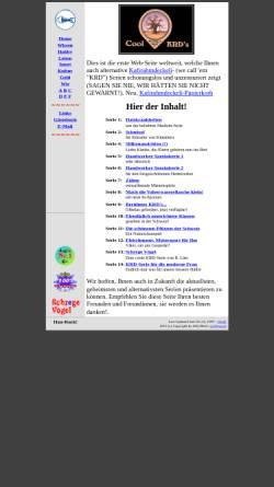 Vorschau der mobilen Webseite www.jogi.com, Schrege Vögel * KRD