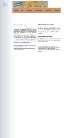 Vorschau der mobilen Webseite www.uebersetzer-studium.de, Übersetzer-Studium