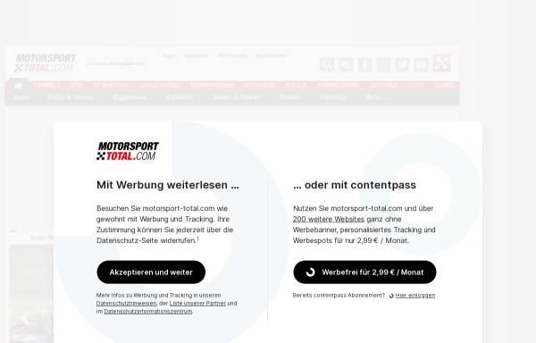 Vorschau von www.motorsport-total.com, Motorsport Total
