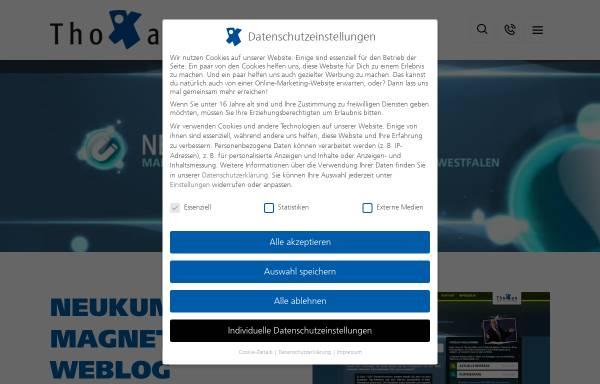 Vorschau von www.neukunden-magnet.de, Neukunden-Magnet Weblog